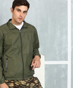 Army Color Jacket